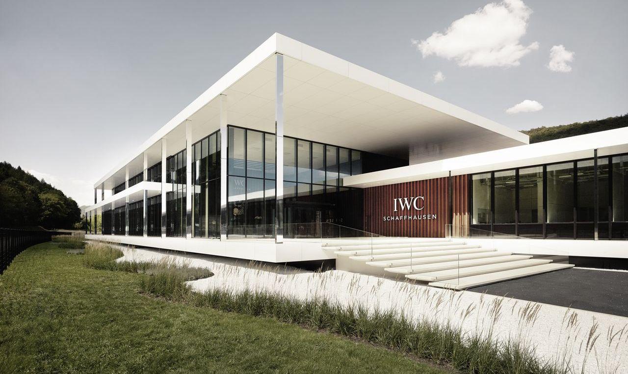 Új IWC gyár