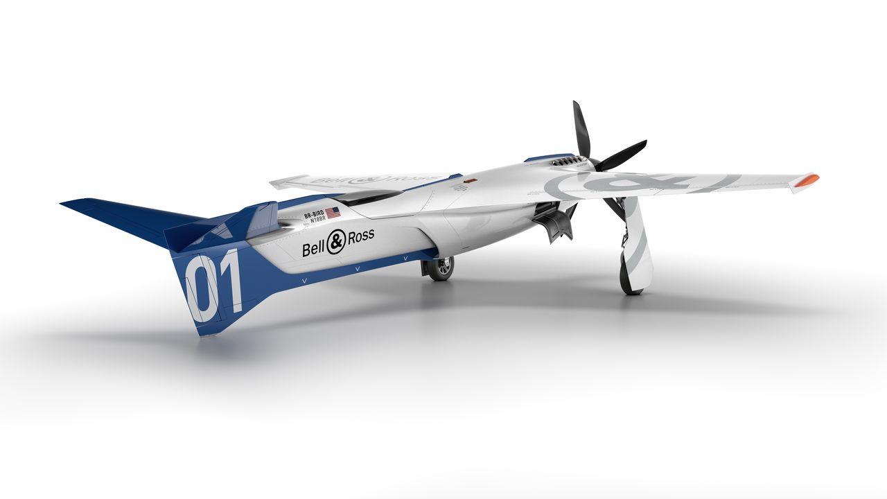 Bell & Ross Racing Bird - a márka névadójának és formatervezőjének álomgépe