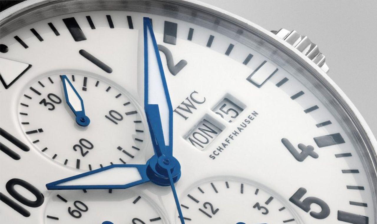 "IWC Pilot's Watch Chronograph Edition ""150 Years"""