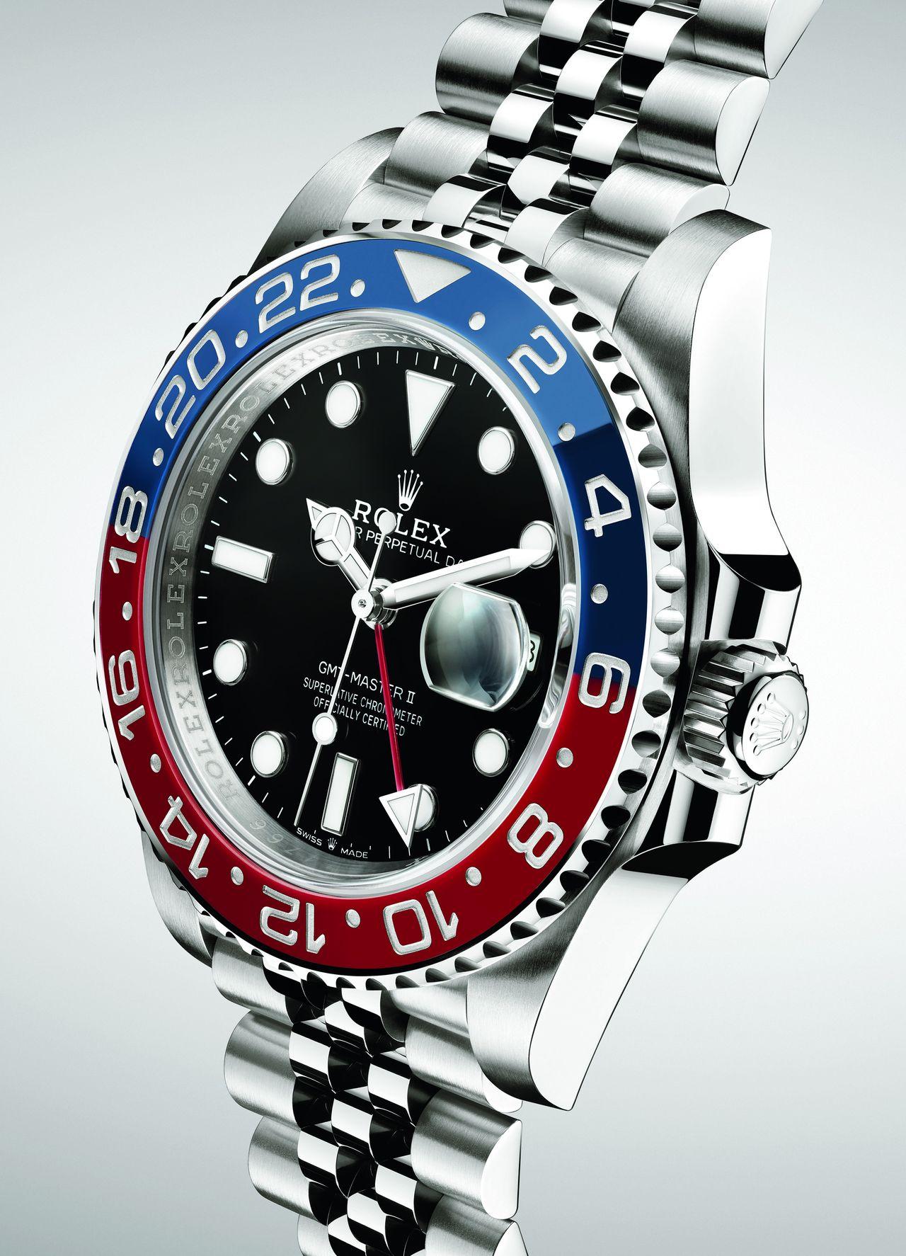 Rolex Oyster Perpetual GMT-Master II - Az idei év nagy durranása egy másféle pirossal