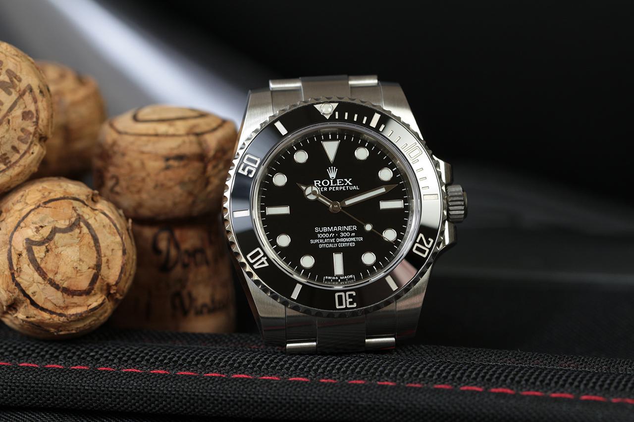 Rolex Submariner Date vagy No Date