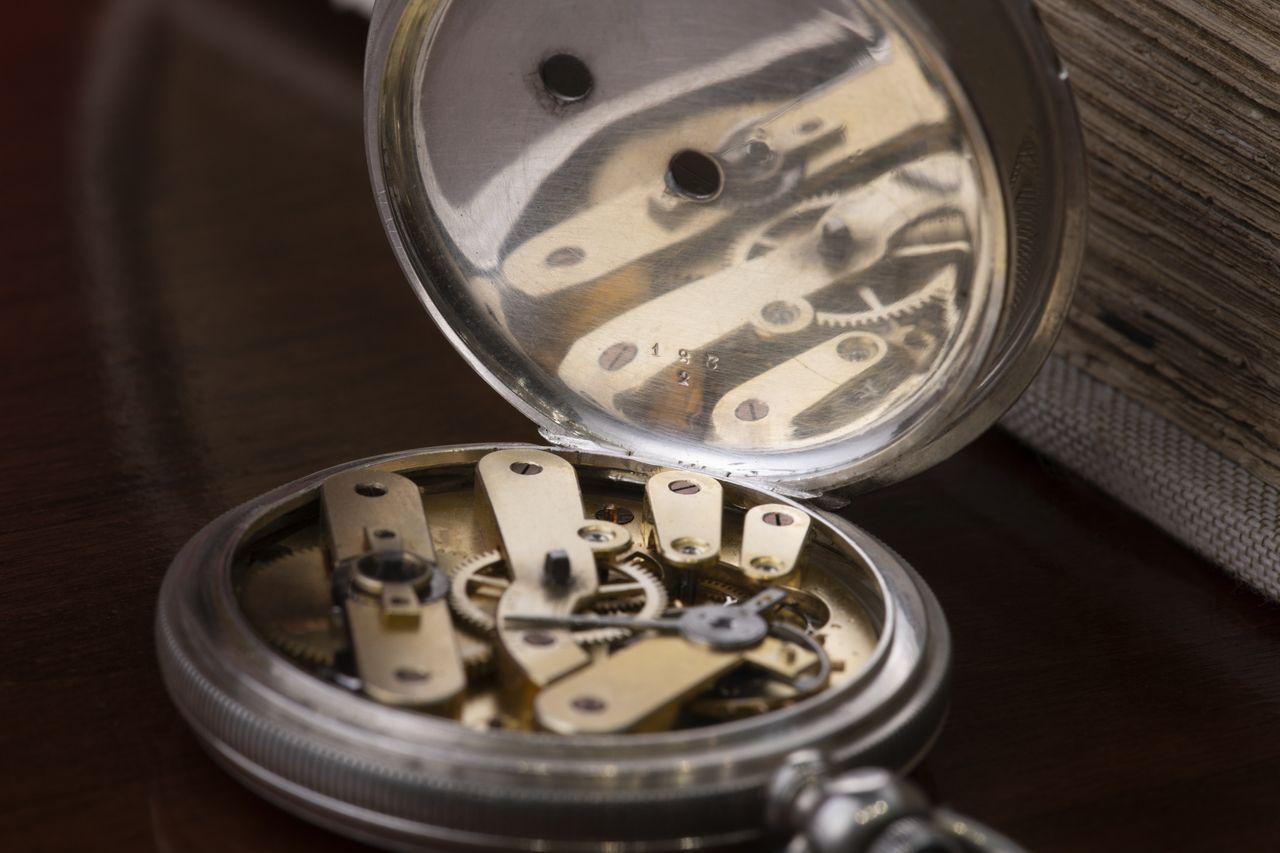 Longines 183 - másfél száz éves, és még tökéletesen működik