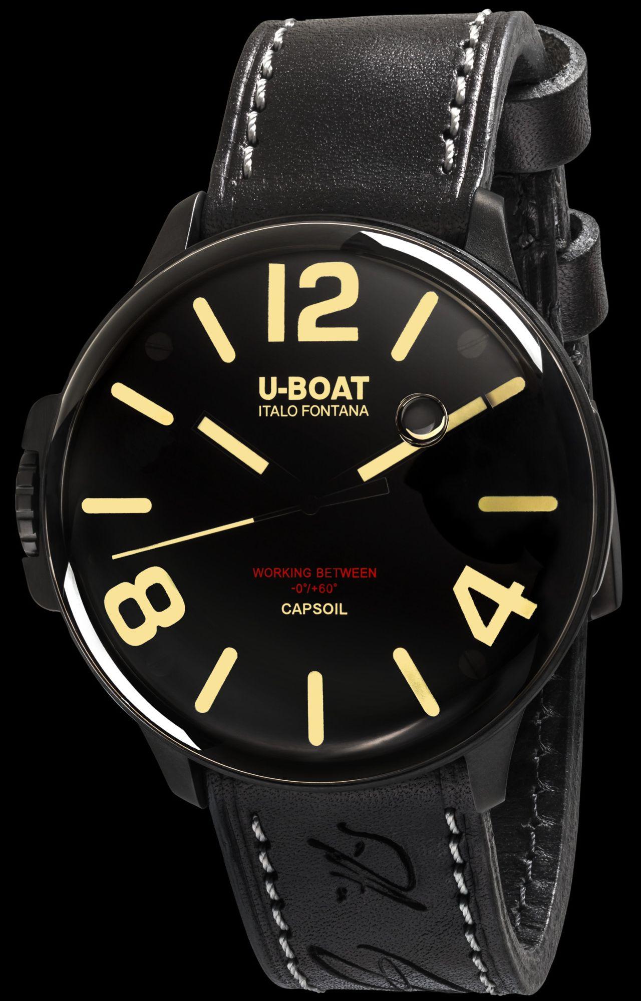 U-Boat Capsoil - a fekete itt DLC