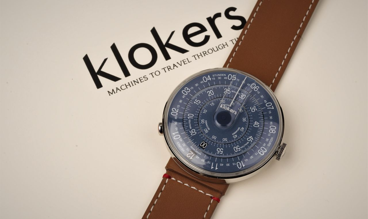 Klokers Klok-01 Mindnight Blue