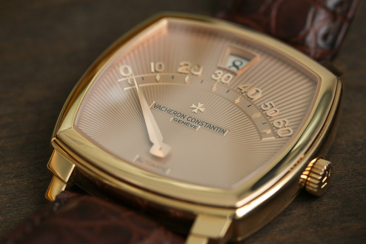 Vacheron Constantin Saltarello Jumping Hour Rose Gold Limited Edition