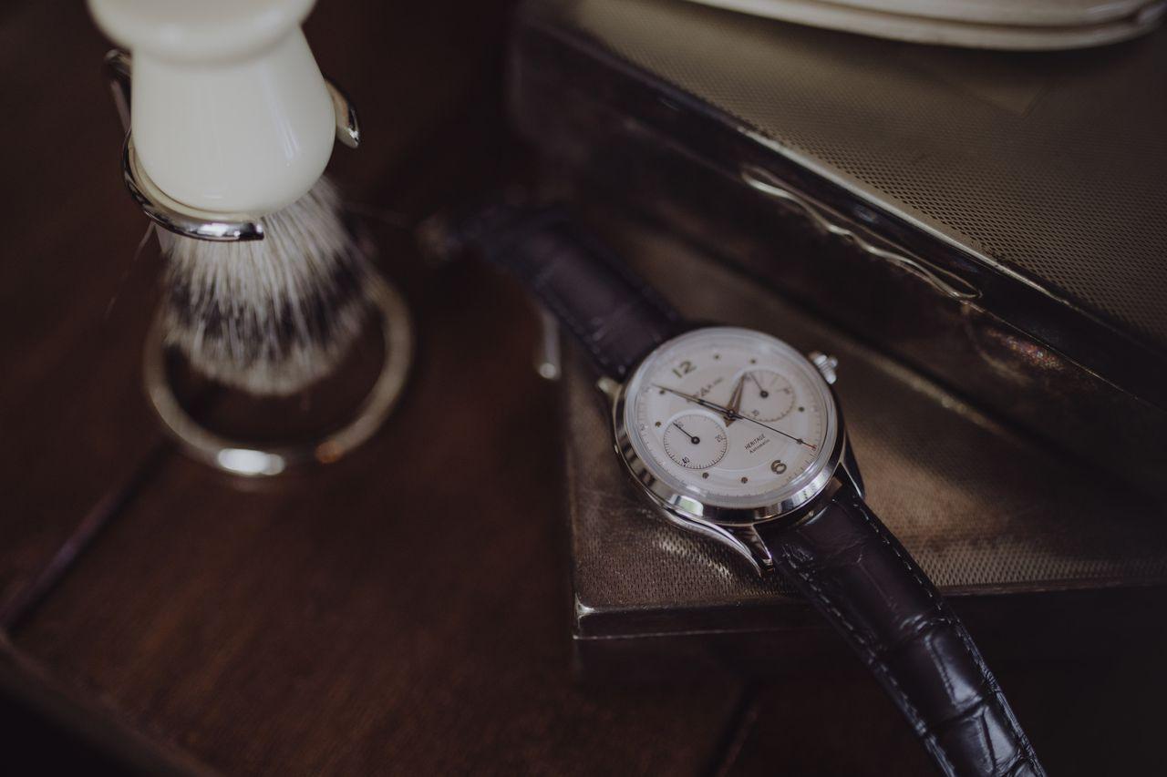 Montblanc Heritage Monopusher Chronograph