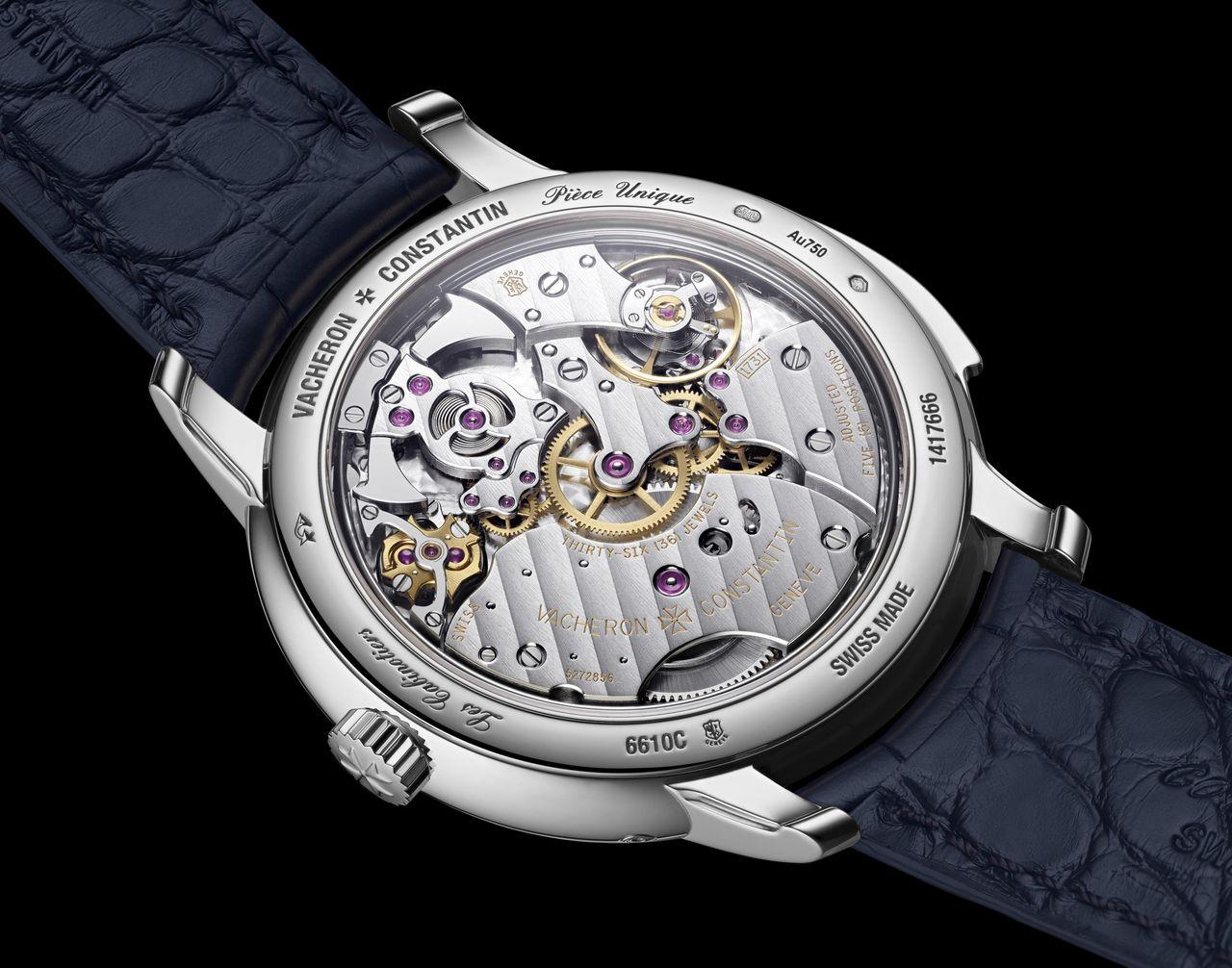 Vacheron Constantin Les Cabinotiers Minute Repeater Perpetual Calendar - genfi pecsét már nem pusztán a szerkezetre, hanem az óra egészére vonatkozik