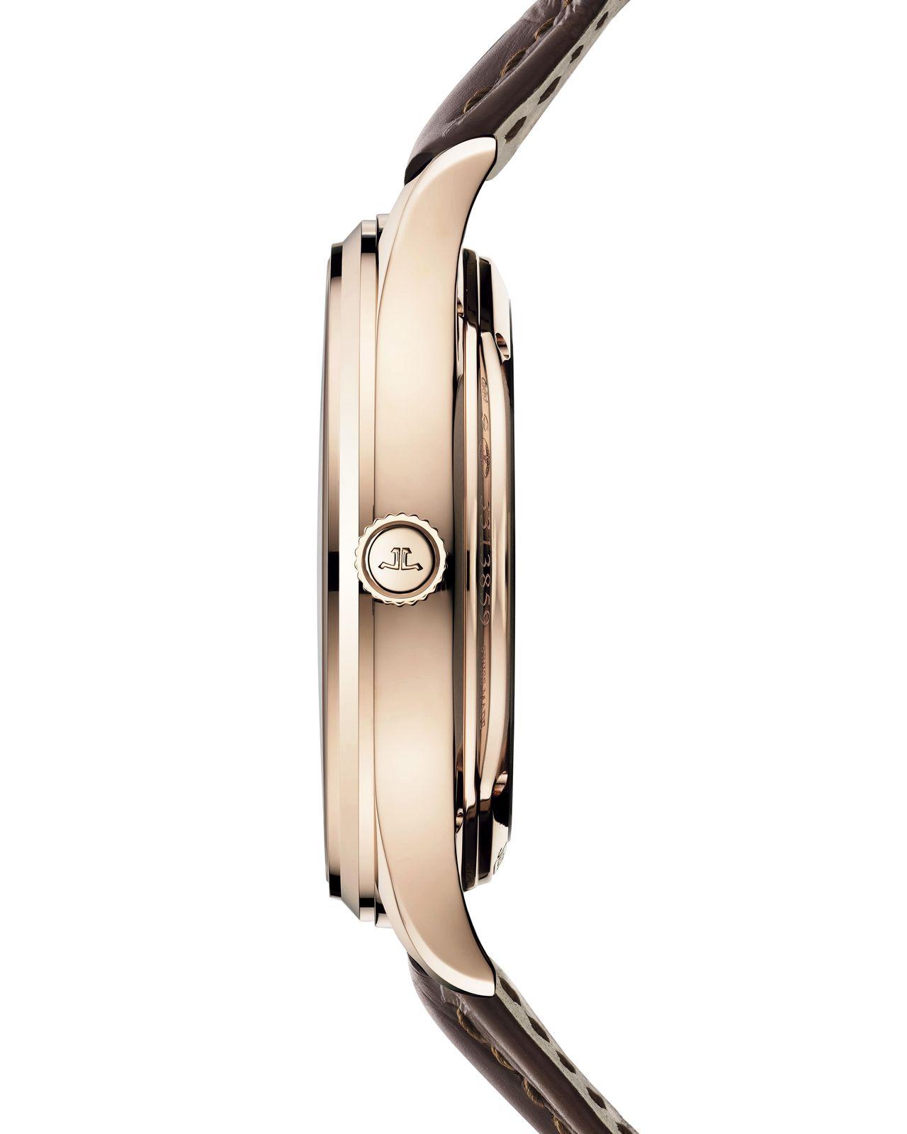 Jaeger-LeCoultre Master Ultra Thin Tourbillon - a ultra thintől azért elég messze van