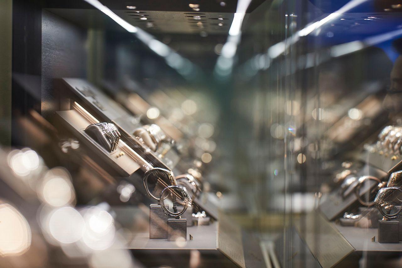 Baselworld 2019 - sok óra kirakatba - remélhetőleg változik majd / Fotó: Herzog & de Meuron