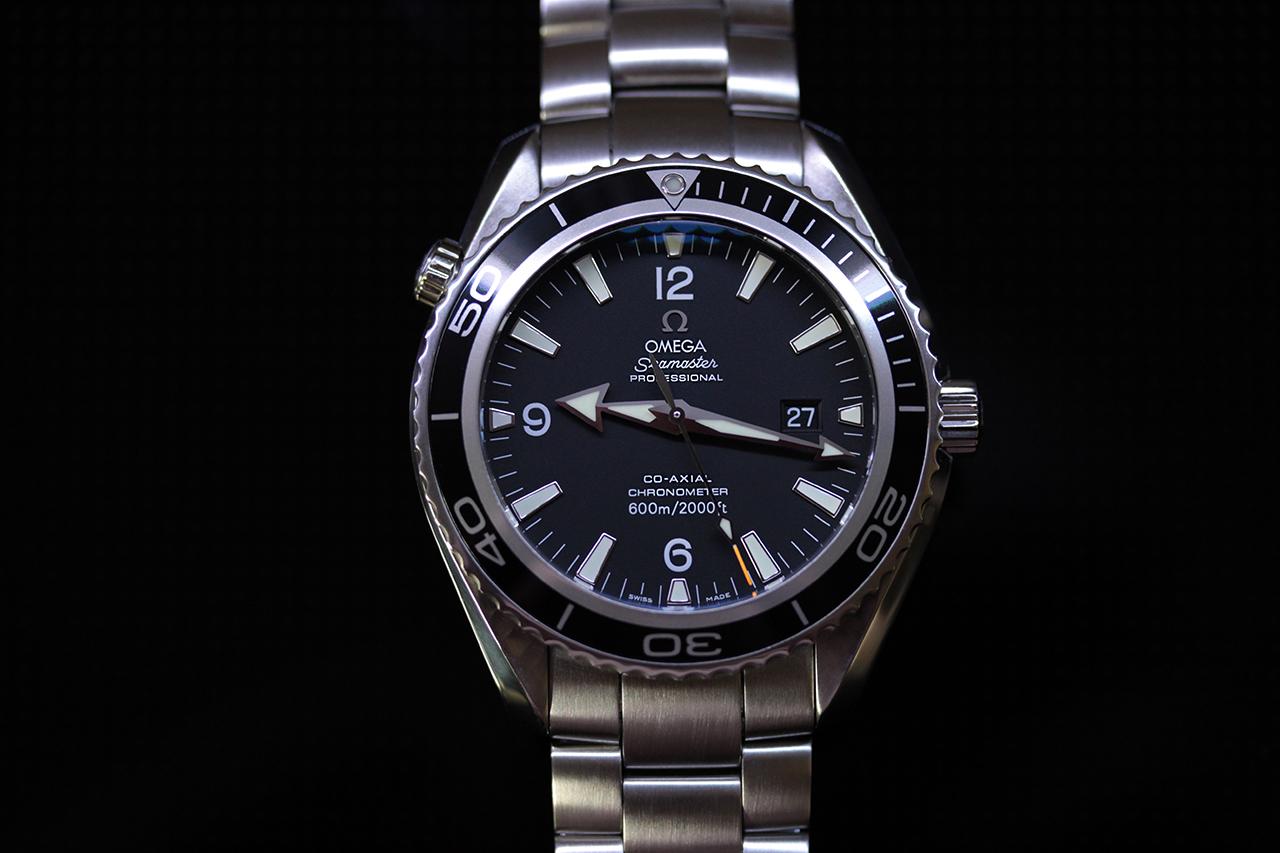 Omega Seamaster Planet Ocean 2500