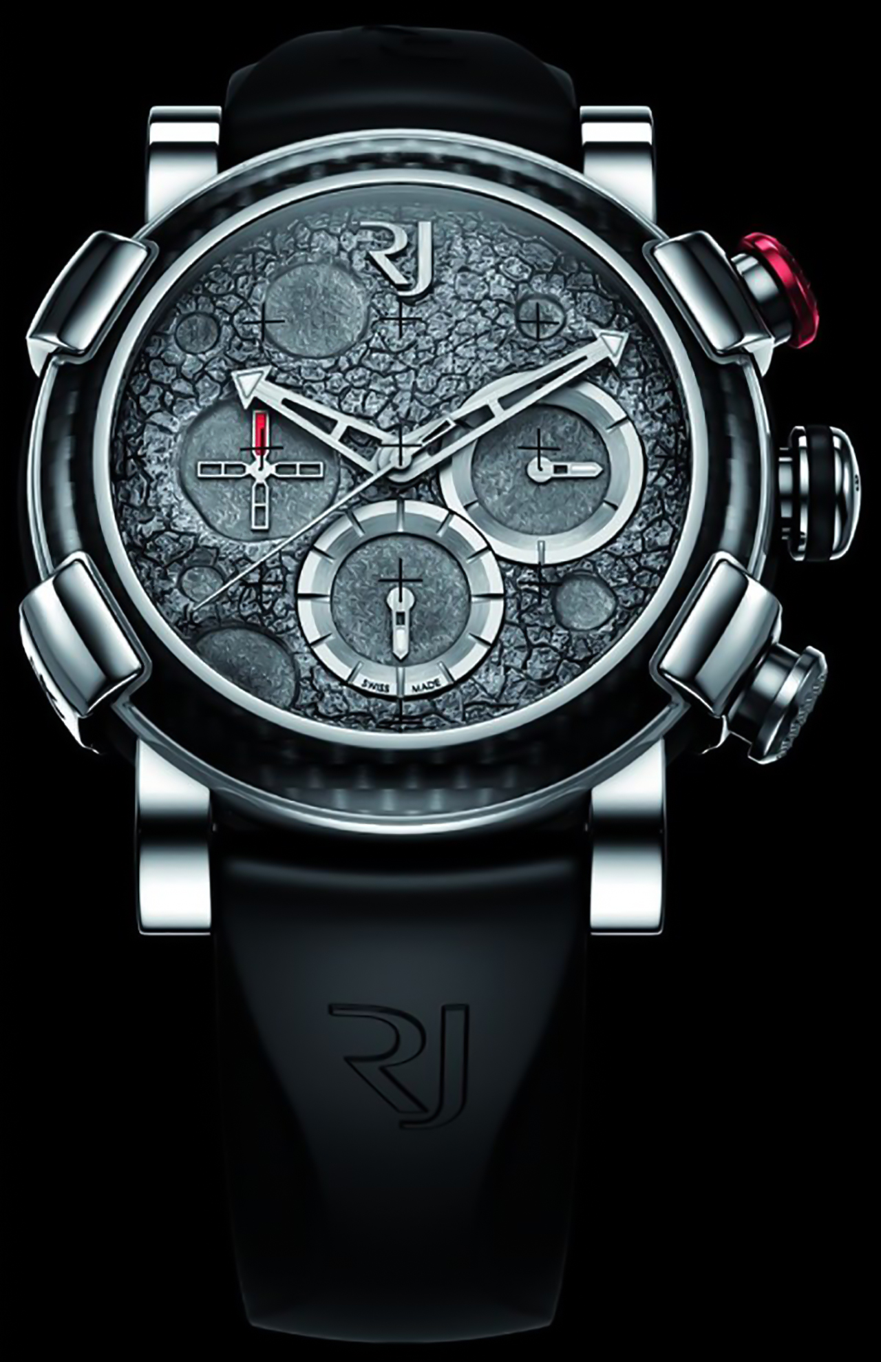 ROMAIN JEROME MOON DUST DNA STEEL MOOD. Fotó: Romain Jerome
