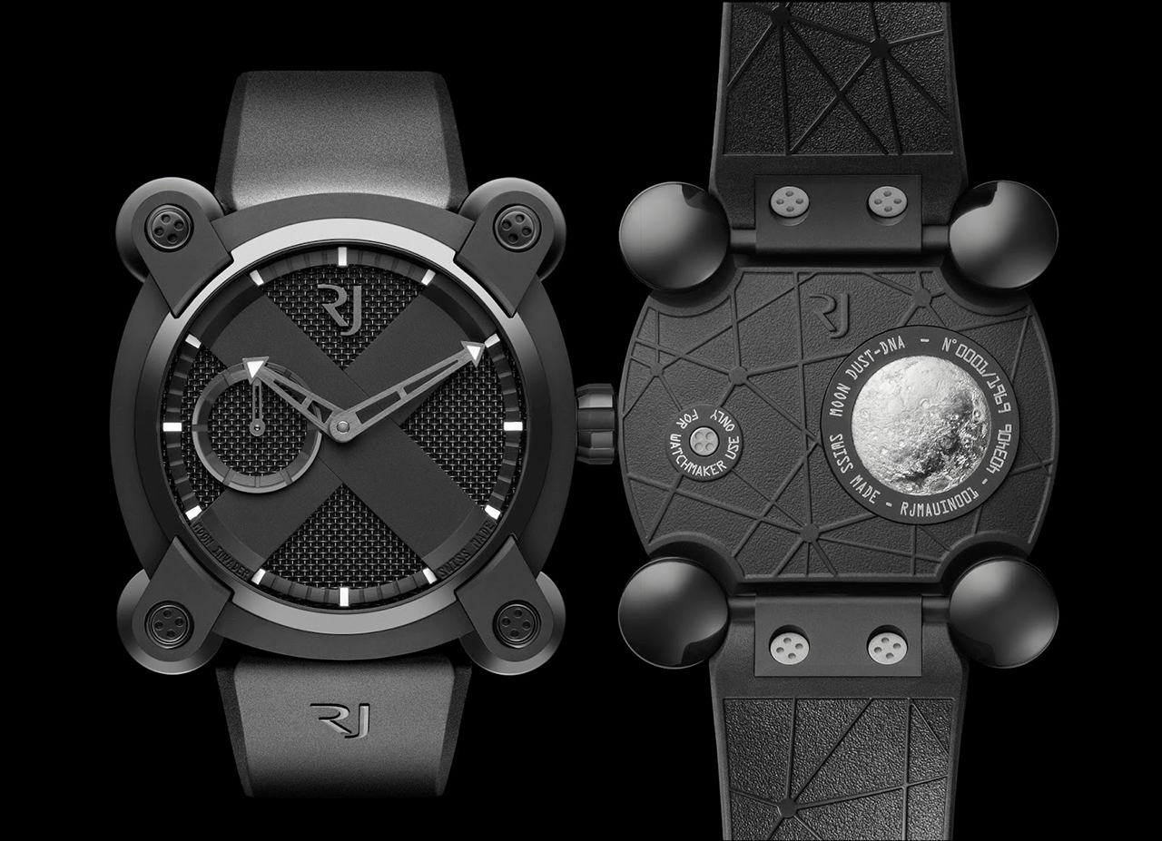 "ROMAIN JEROME ARRAW 6919 ""ONLY WATCH"" MOON DNA. Fotó: Romain Jerome"