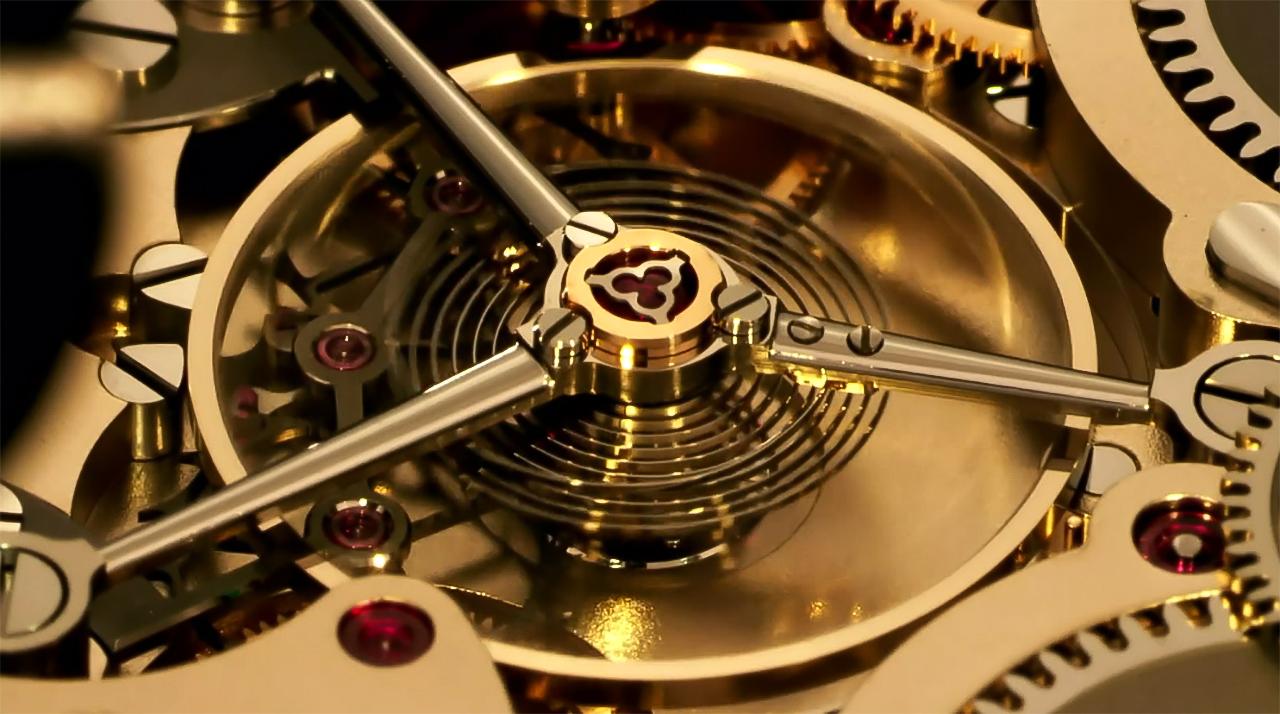 Charles Frodsham Double Impulse Chronometer Wristwatch