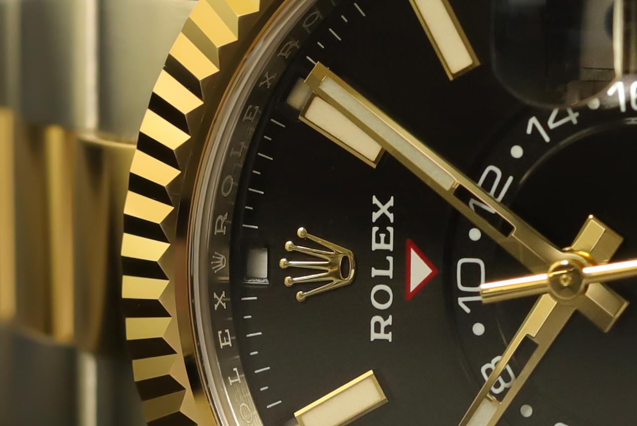 ROLEX SKY-DWELLER Referenciaszám: 326933 Fotó: @RetekG