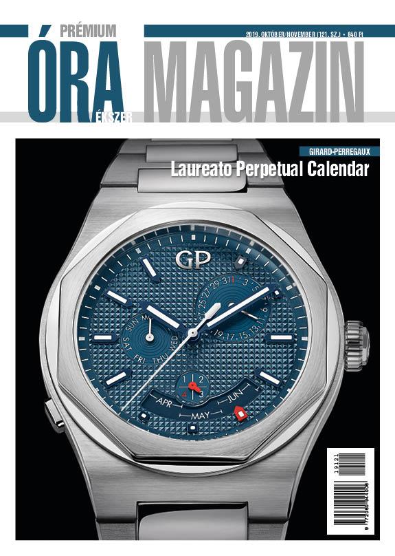 Prémium Óra Ékszer Magazin 2019 október / november (121.)