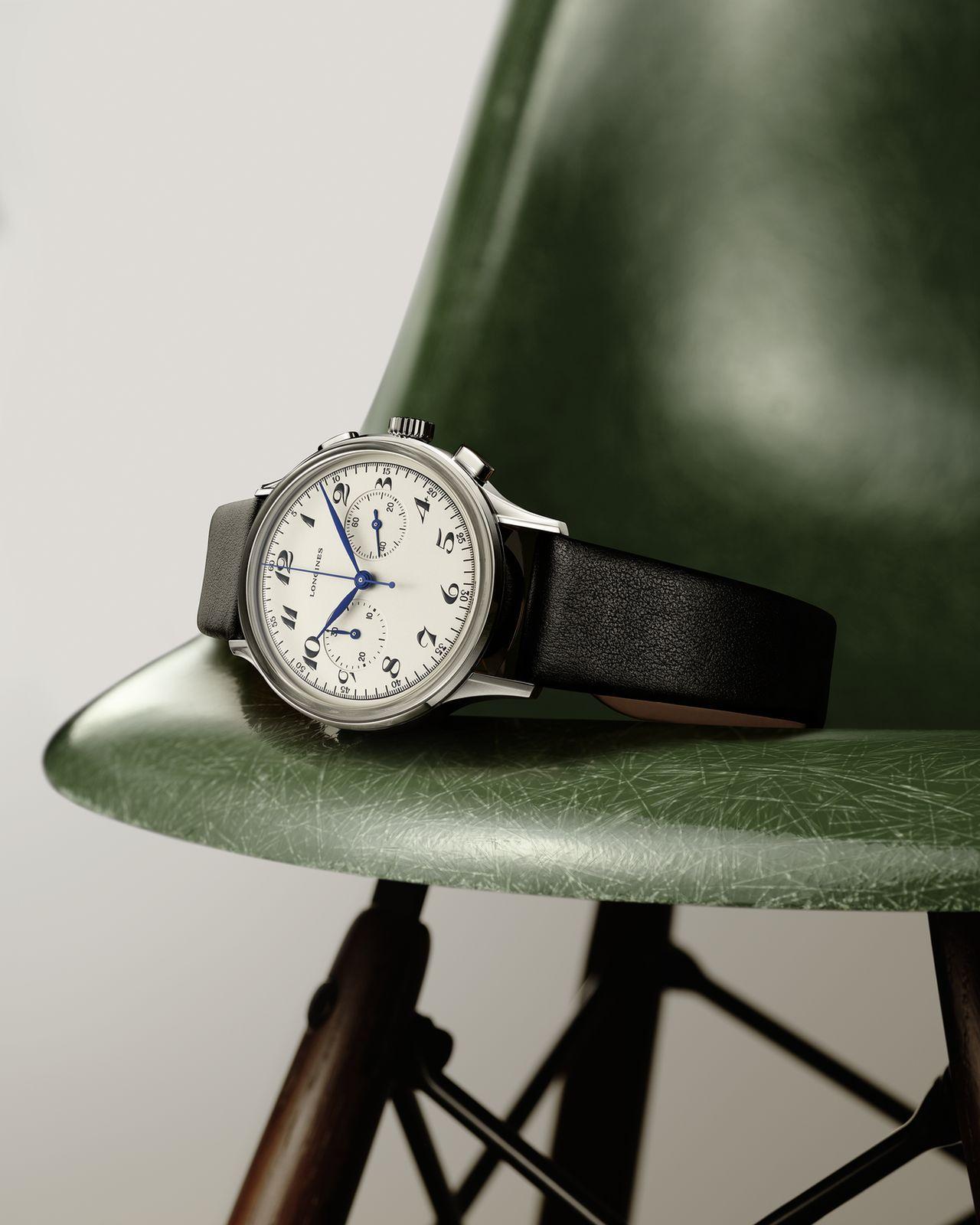 Longines Heritage Classic Chronograph 1946 - lesz rá kereslet