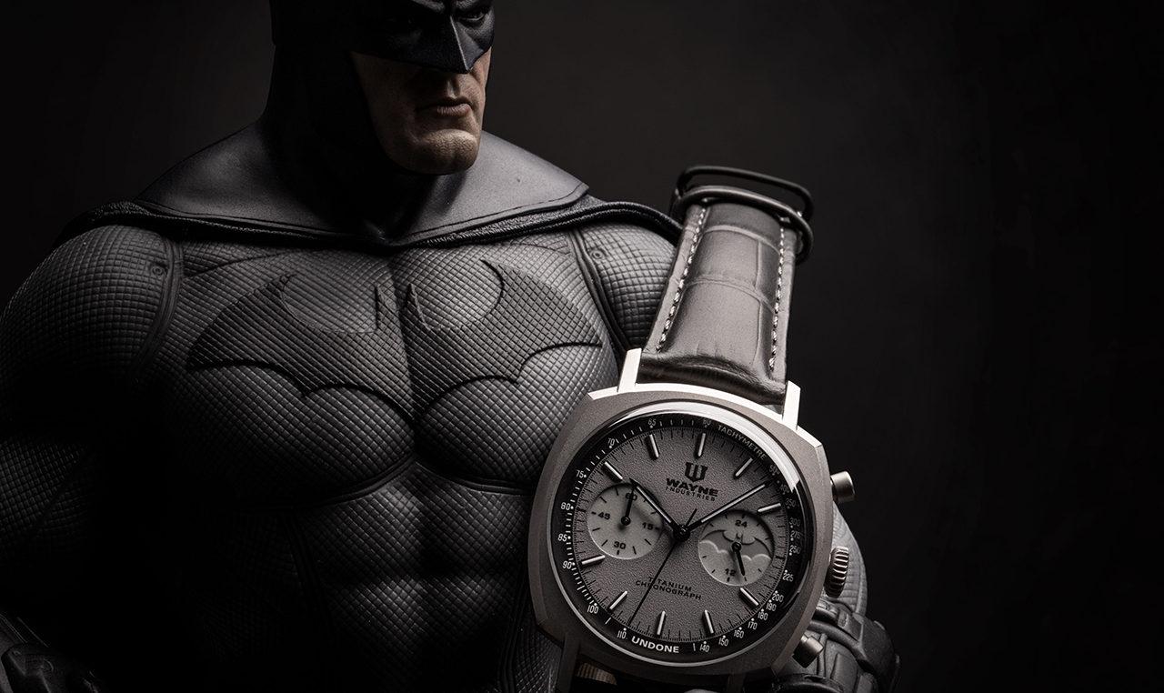 UNDONE X Batman 80. Évfordulós Kollekció