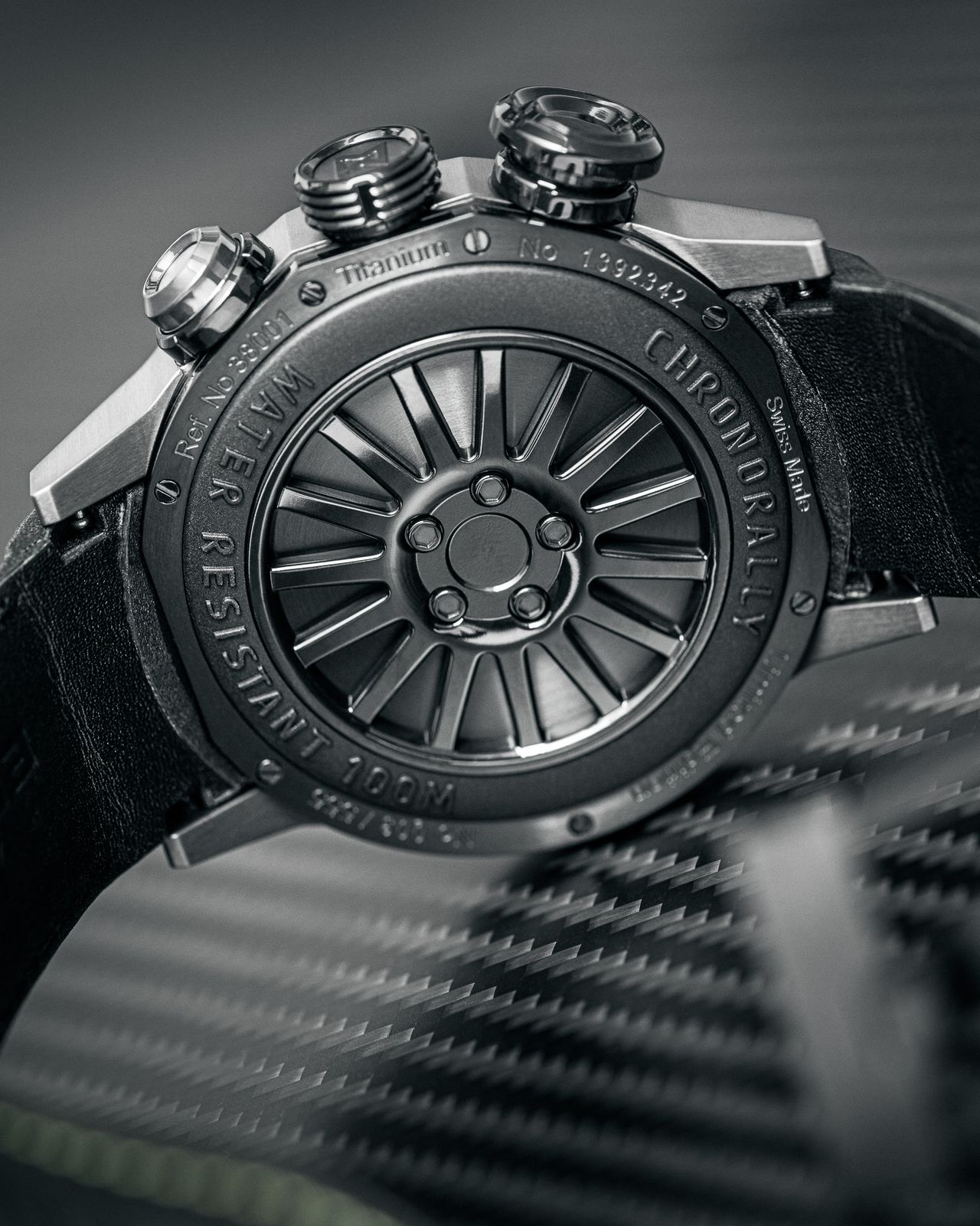 Edox Chronorally X-Treme Pilot - Limited Edition