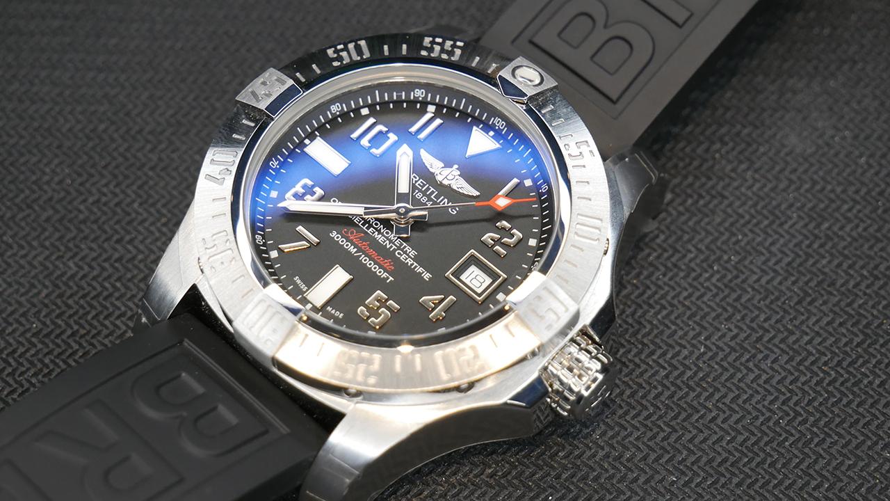 Breitling Avenger II Seawolf