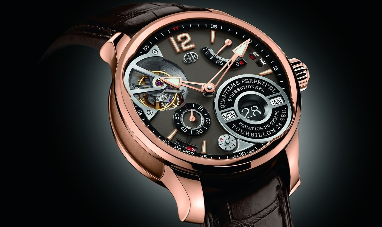 Greubel Forsey QP à Equation – majdnem grande complication