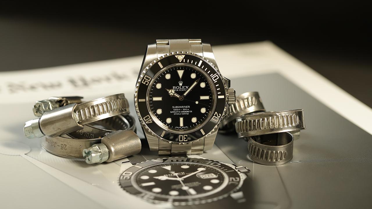 Rolex Submariner. Fotó: @RetekG