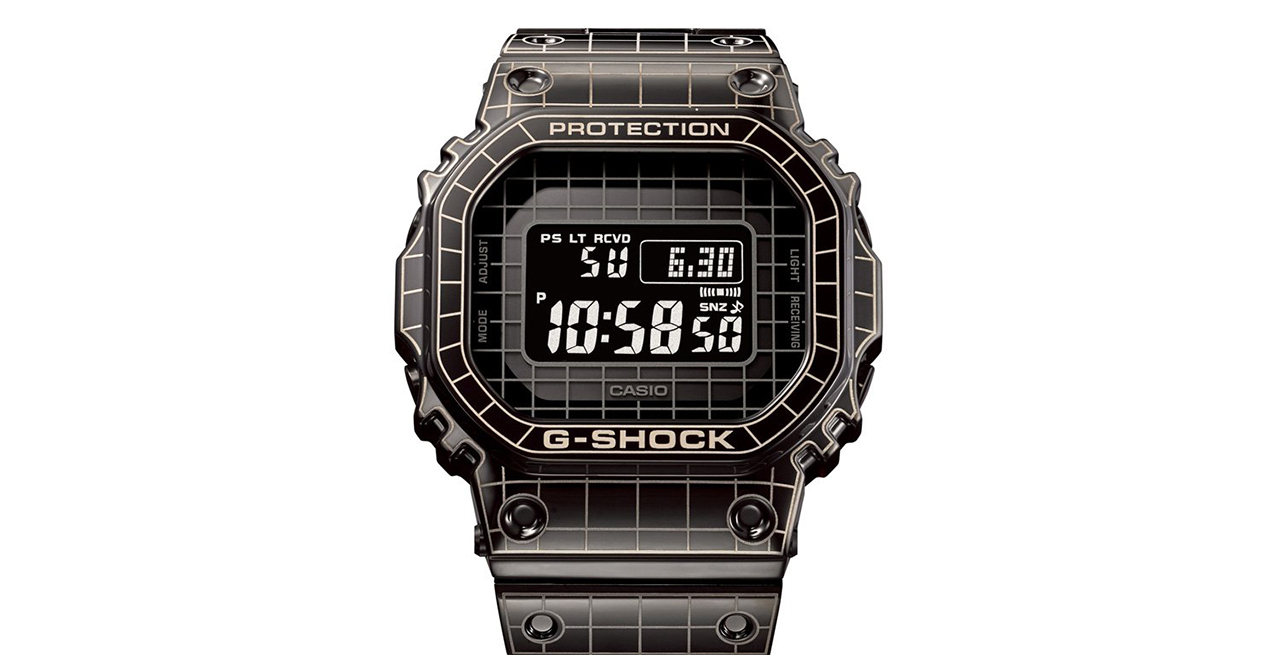 CASIO G-SHOCK GMW-B5000CS