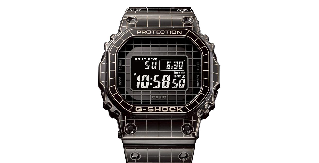 CASIO G-SHOCK GMW-B5000CS
