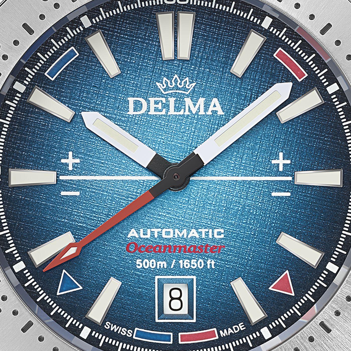 Delma Oceanmaster Antarctica Limited Edition - alapvetően egész jól sikerült megragadni