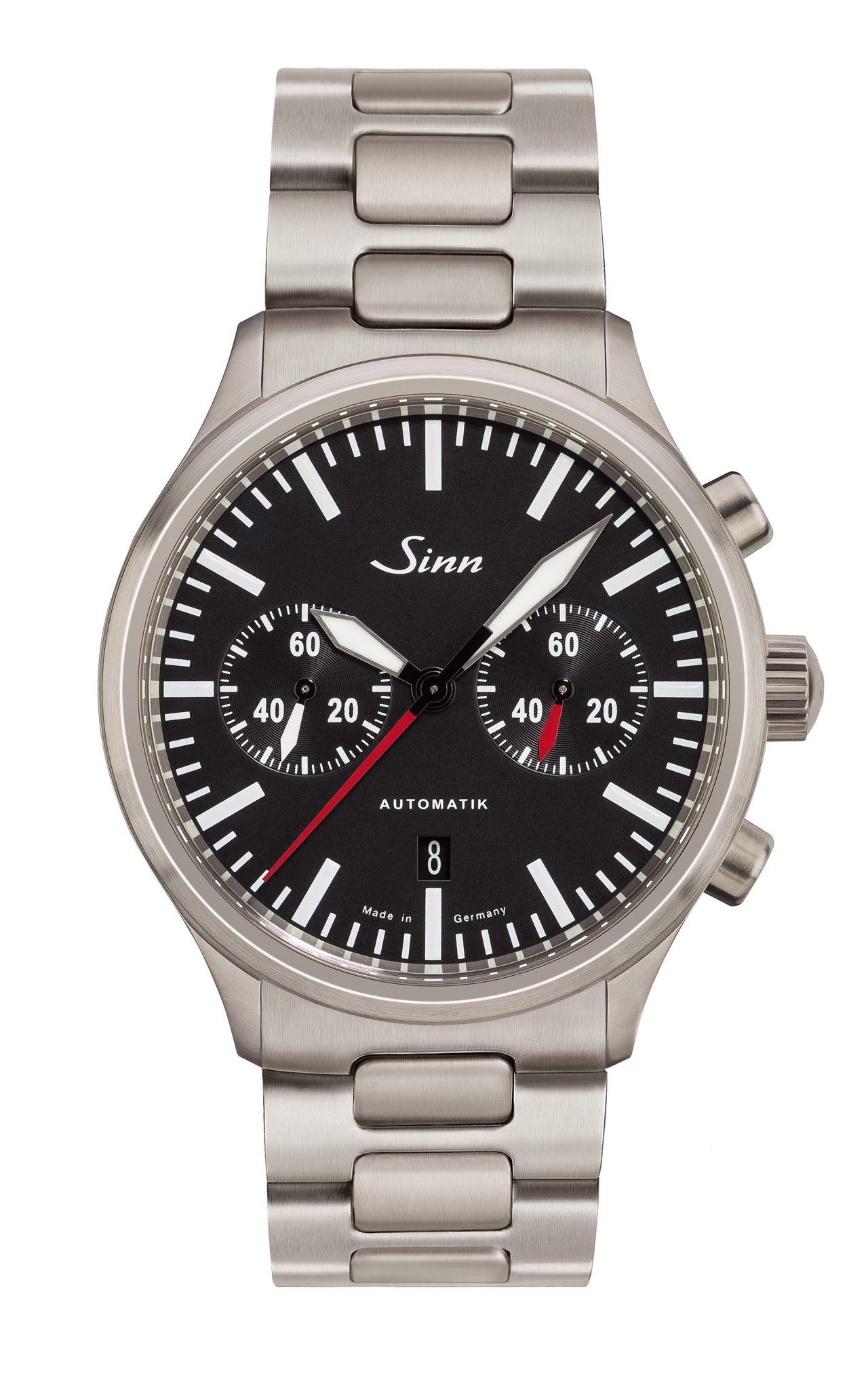 Sinn 936 - sötétben csak az óra- és percmutató olvasható le
