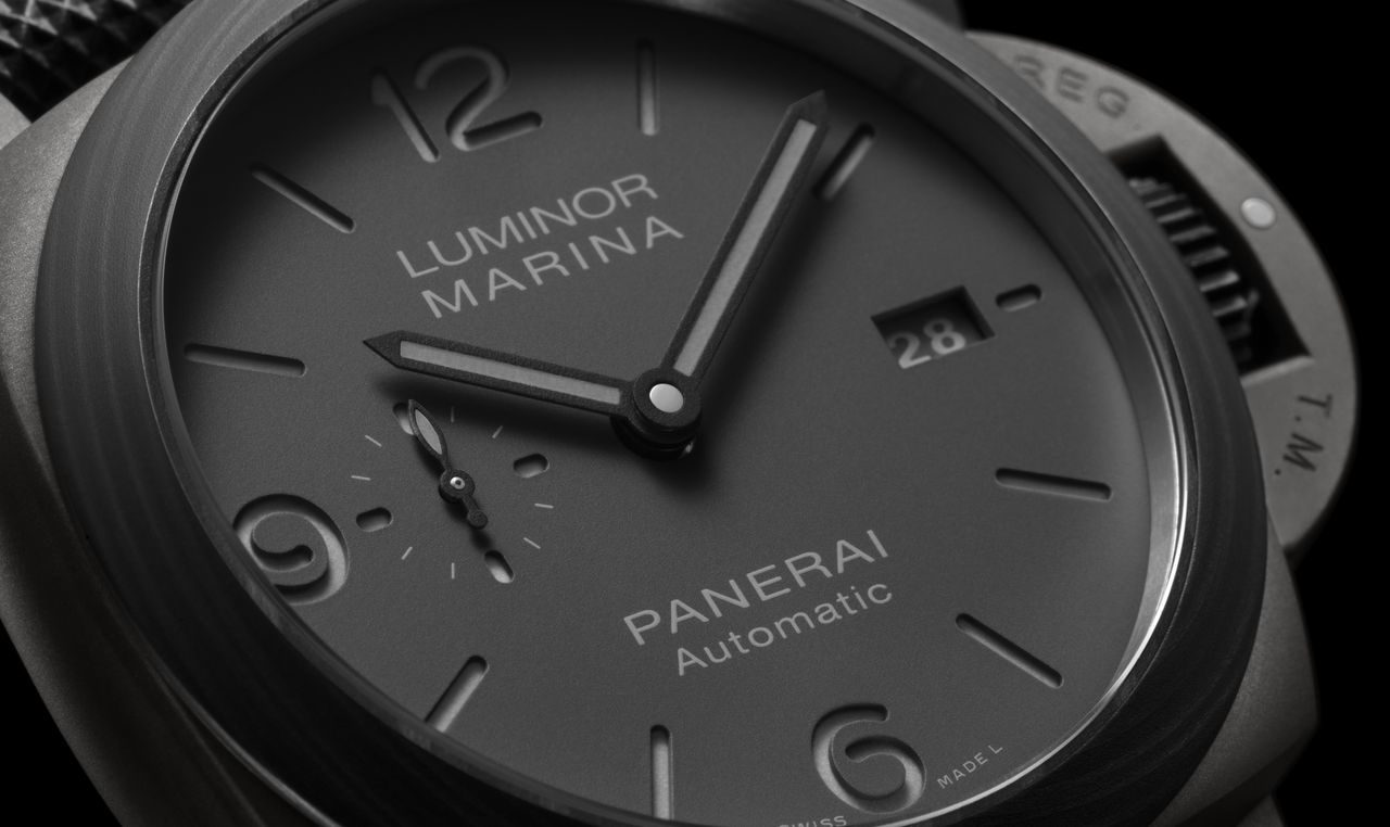 Officine Panerai Luminor Marina DMLS PAM01662