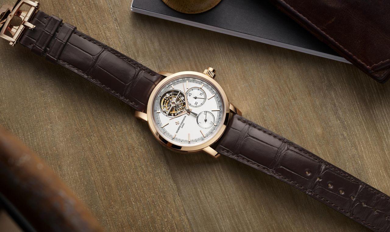 Vacheron Constantin Traditionelle Tourbillon Chronograph – ritkán látni ilyet