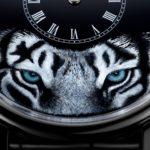 """Jaquet Droz Petite Heure Minute """"Tiger"""" - a tigris szeme"""
