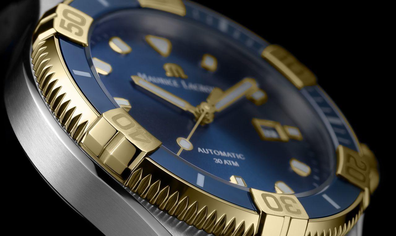 Maurce Lacroix Aikon Venturer 43 mm Steel-Gold – Elkezdődött?