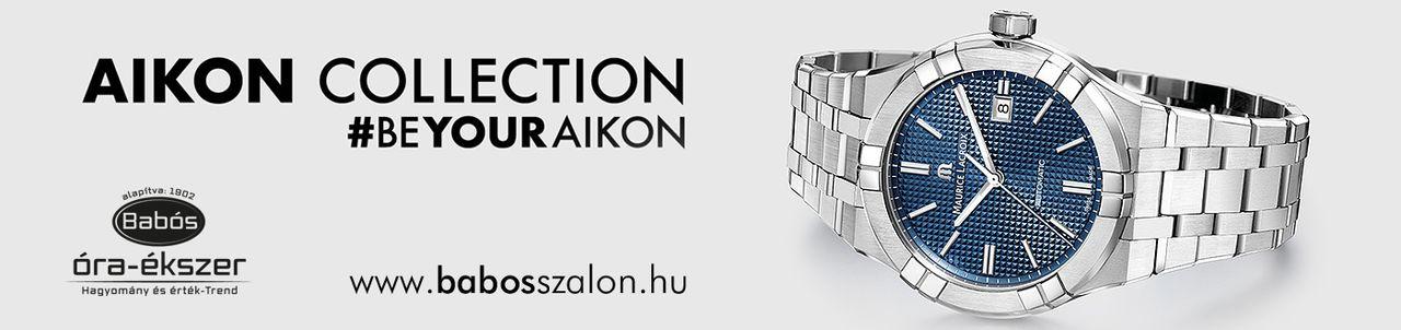 Babos Szalon Maurice Lacroix kampany