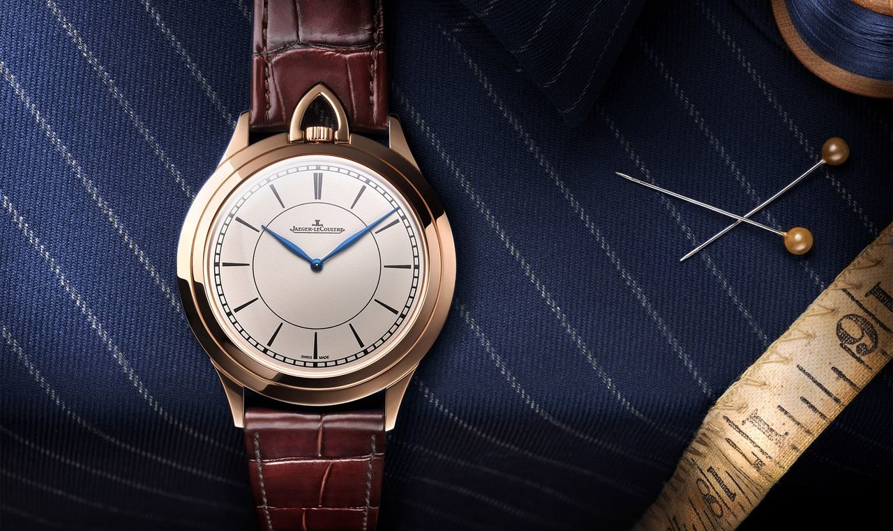 Jaeger-LeCoultre Master Ultra Thin Kingsman Knife Limited Edition