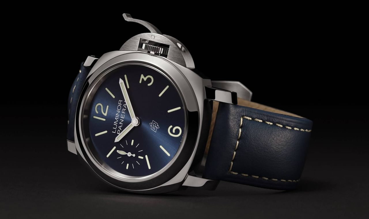Officine Panerai Luminor Blu Mare 44mm PAM01085