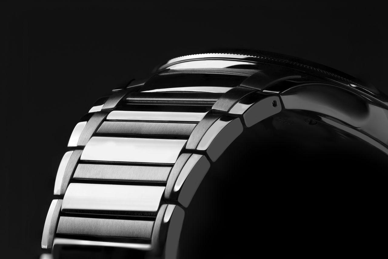 Parmigiani Fleurier Tondagraph GT Acier - luxus-sportórát csakis csattal