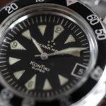 Katonai órák története: ETERNA SUPER KONTIKI II. rész