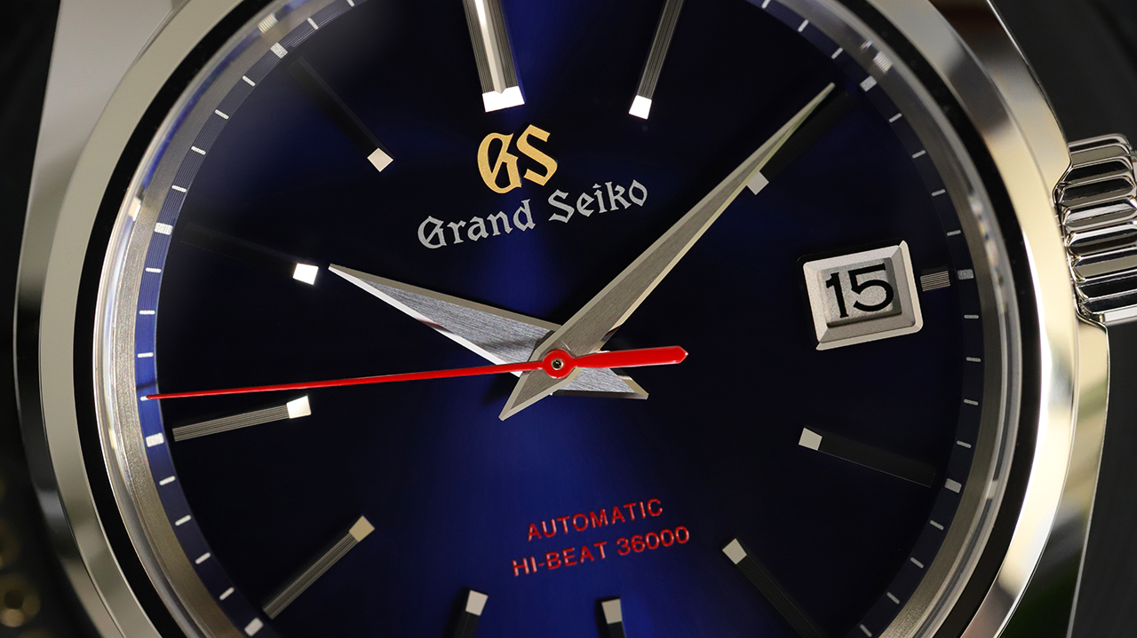 GRAND SEIKO Hi-Beat 60th Anniversary Limited Edition SBGH281G