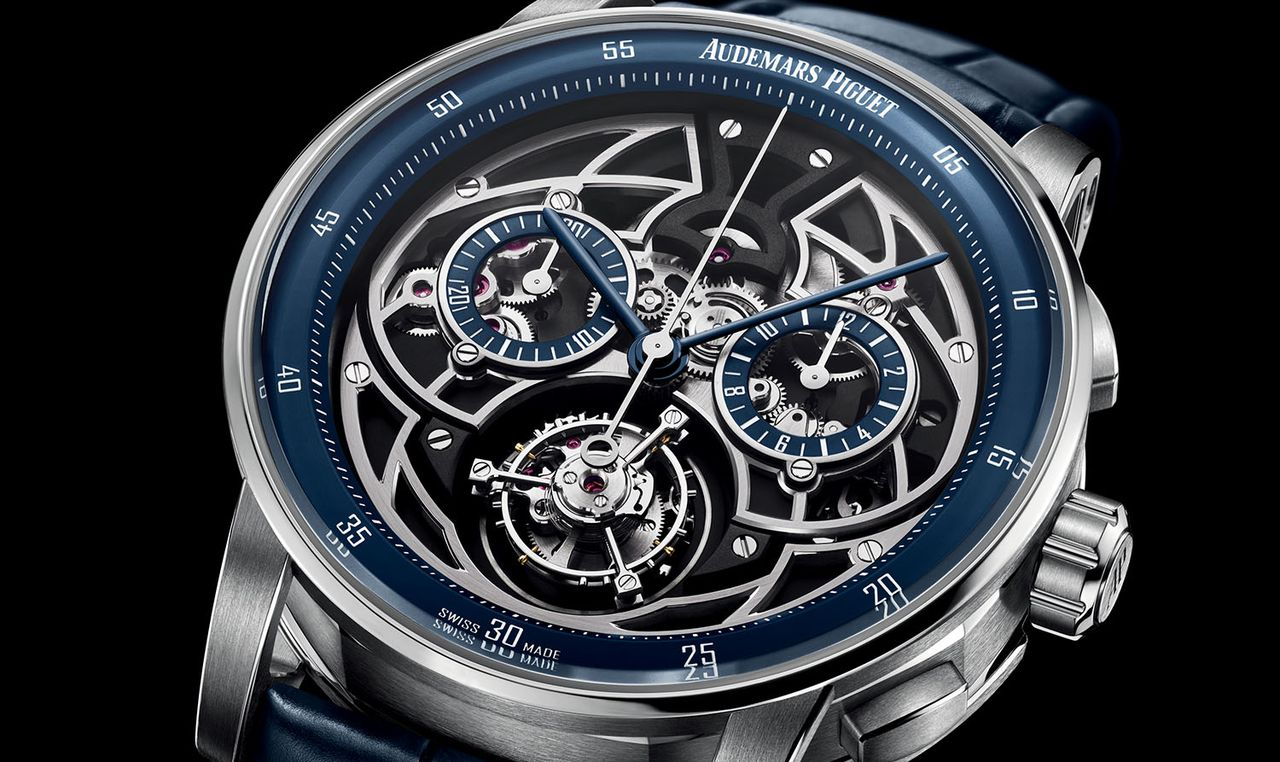 Audemars Piguet Code 11.59 Openworked Self-Winding Flying Tourbillon Chronograph