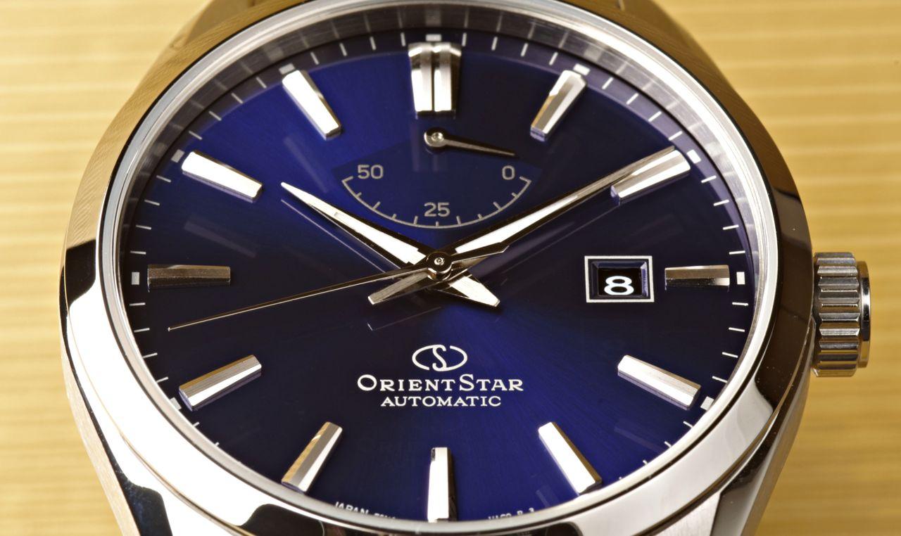 Orient Star Basic Date
