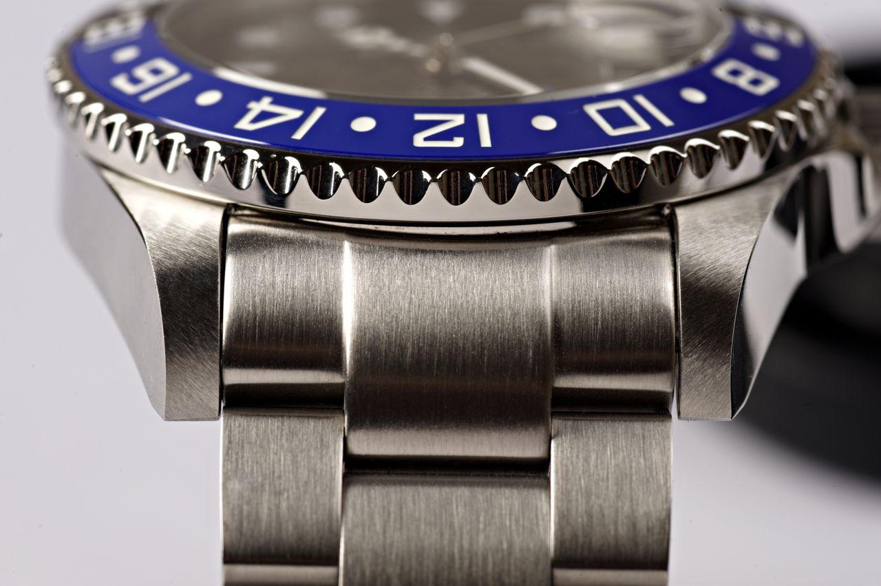Davosa Ternos Professional TT GMT - eltér az Oystertől, de attól még jó / Fotó: Venicz Áron