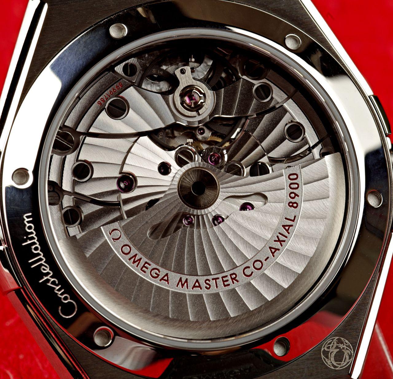 Omega Constellation Co-Axial Master Chronometer 41 mm - a férfiak Constellationje is megkapta a csúcsszerkezetet / Fotó: Venicz Áron