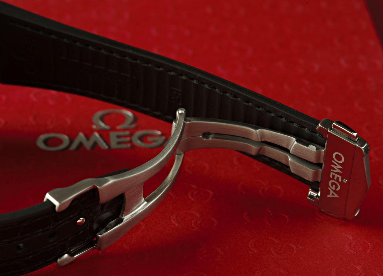 Omega Constellation Co-Axial Master Chronometer 41 mm - így sem rossz,de ha lenne lehetőség a finombeállításra, az álmaink netovábbja lenne / Fotó: Venicz Áron