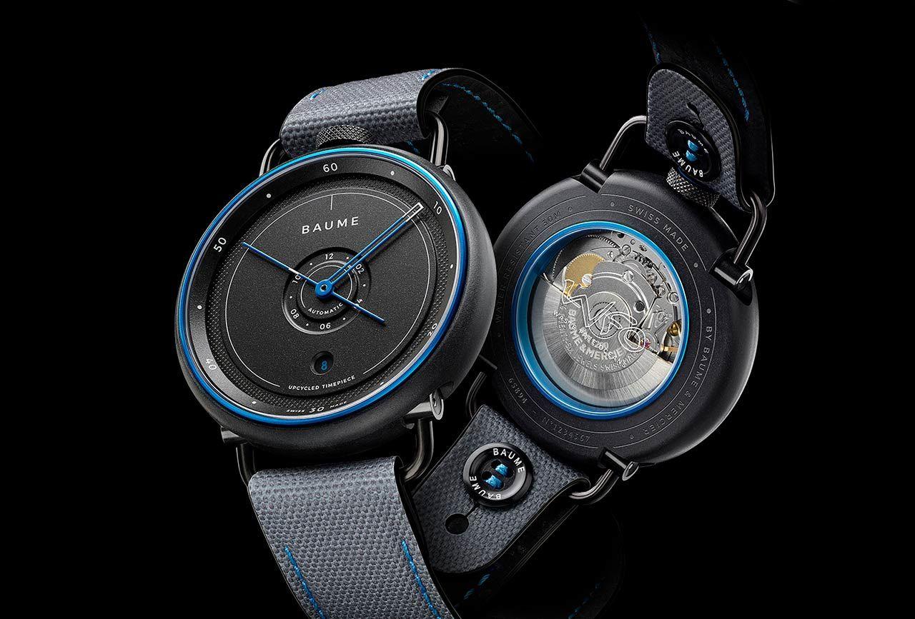 Baume et Mercier Baume Ocean Limited Edition - a modell bevételének öt százalékát adományként felajánlják