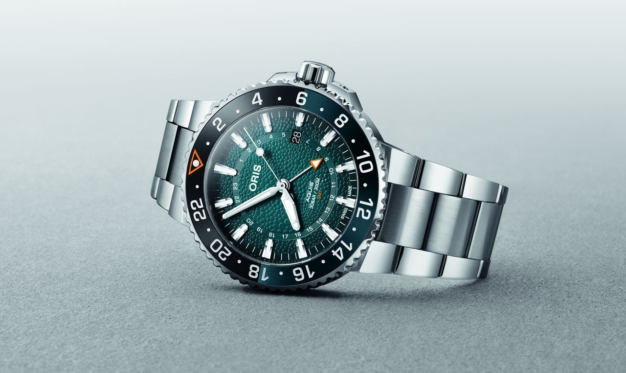Oris Whale Shark Limited Edition
