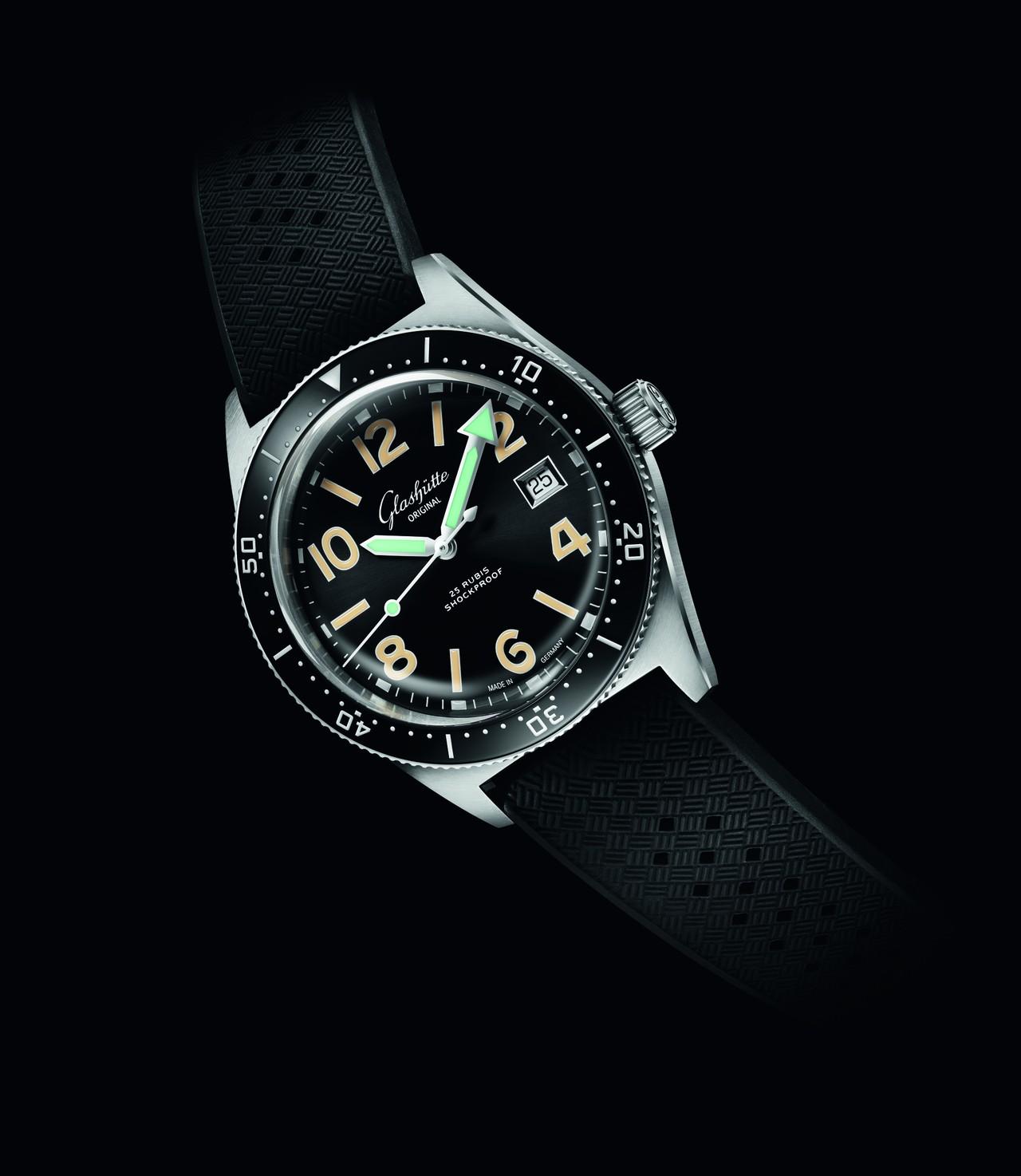 A SeaQ és SeaQ 1969 modellek 39,50 milliméteres, az ötven évvel ezelőttihez hű újdonságok.