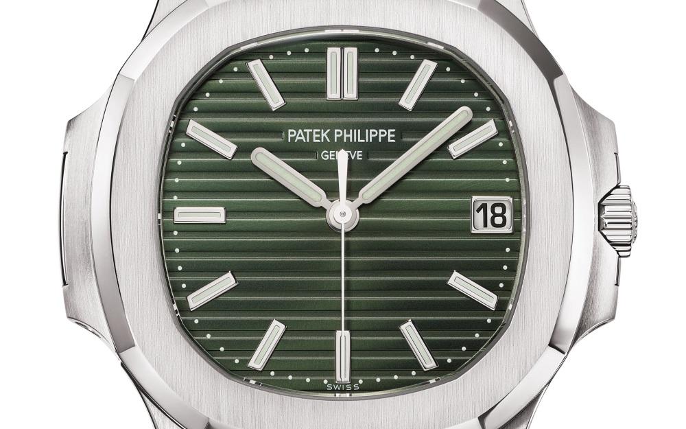Patek Philippe Nautilus 5711/1A. Forrás: Patek Philippe
