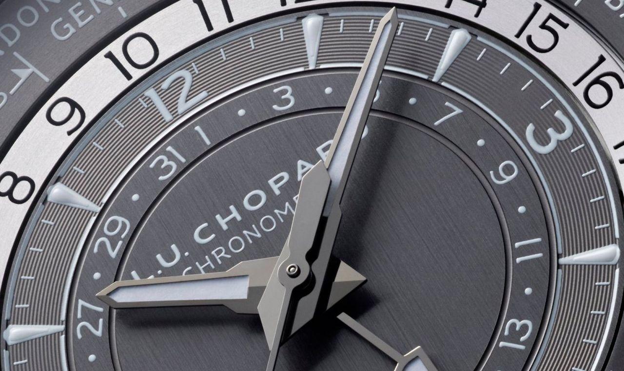 Chopard L.U.C Time Traveler One Black