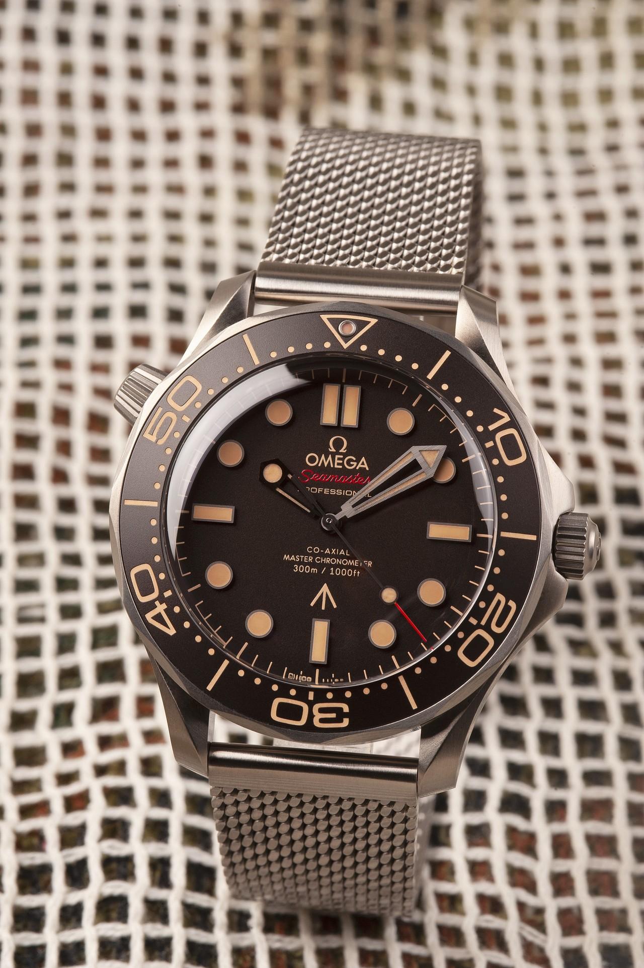 Omega Seamaster Diver 300M 007 Edition - ismerős, de mégis új / Fotó: Venicz Áron